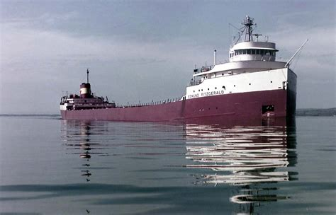 39th anniversary of the wreck of the edmund fitzgerald