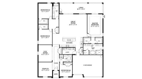Maronda Homes Floor Plans Melbourne by New Home Floorplan Melbourne Fl Livorno Maronda Homes