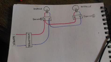applique murale cuisine branchement électrique interrupteur et deux appliques