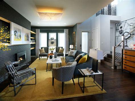 S & R Home Decor : La Combinaison Gris Et Jaune, Le