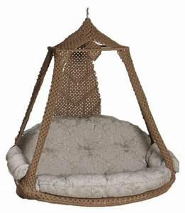 Fauteuil Suspendu Noir : le fauteuil suspendu garantit votre confort en toute saison ~ Teatrodelosmanantiales.com Idées de Décoration