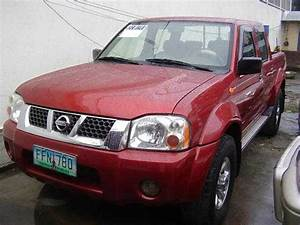 Nissan Fontier 4x4 Turbo 2005 For Sale From Davao City