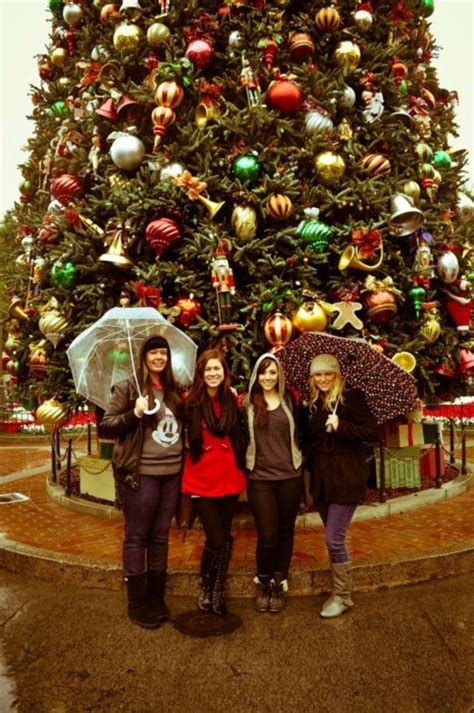 disneyland christmas tree pictures   images
