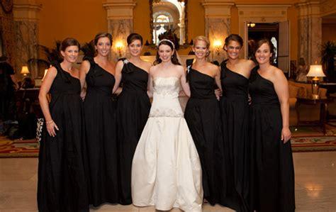 creating  bridesmaids   compliments  bride