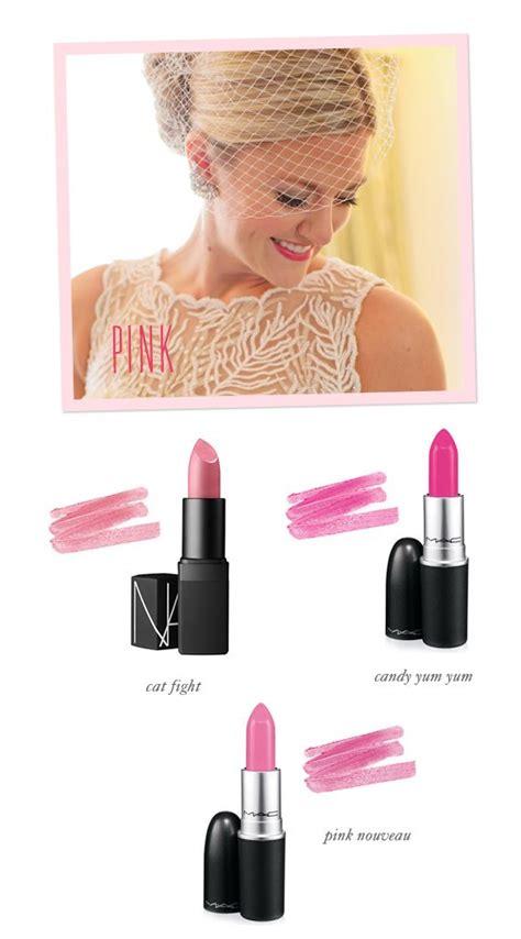 wedding day lips   pinterest pink lipsticks
