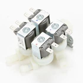 lg washer water inlet valve 5220fr2008f lg washer water inlet valve 5024