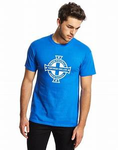 Official Team Northern Ireland Crest T-Shirt | JD Sports