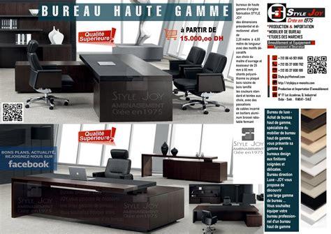 catalogue maroc bureau mobilier bureau casablanca mobilier bureau rabat maroc