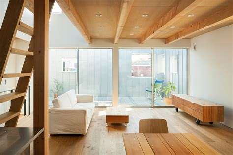 Japanese Small House Design By Muji Japanese Retail