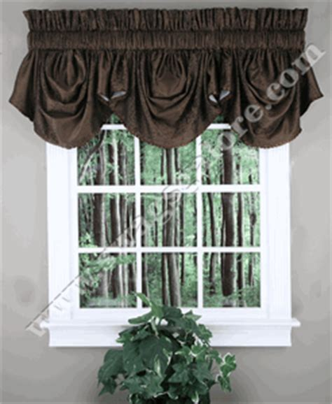 discount valances window toppers swags galore valances