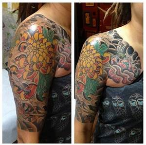 28 best images about Japanese Sleeve Tattoos on Pinterest ...