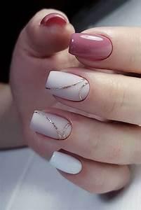 diseños de uñas metálicos que perfectos para navidad