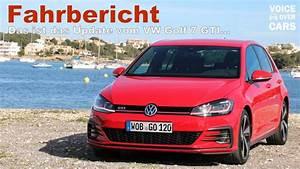 Golf 7 Zubehör Innenraum : 2017 vw golf 7 gti facelift fahrbericht probefahrt ~ Jslefanu.com Haus und Dekorationen
