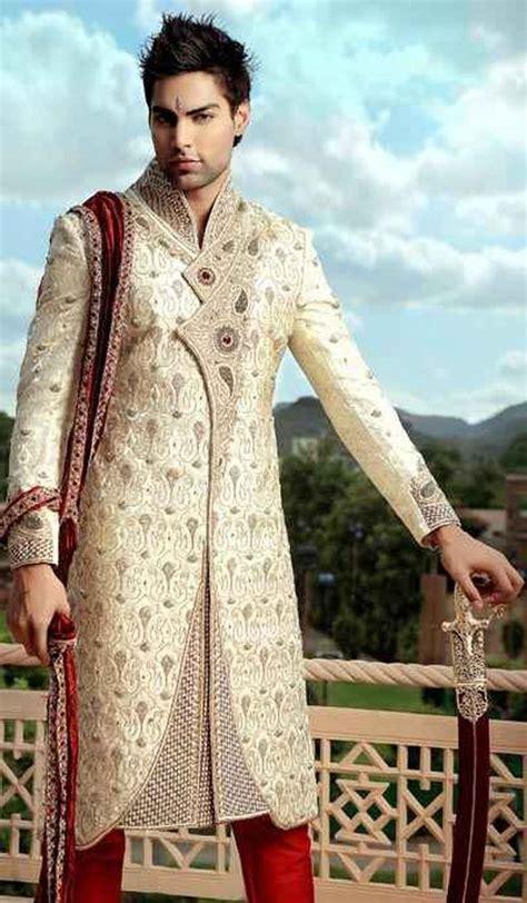 traditional indian sherwani designs bridal wear