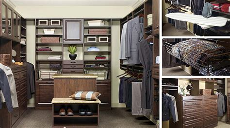 custom closet features to try from more space place