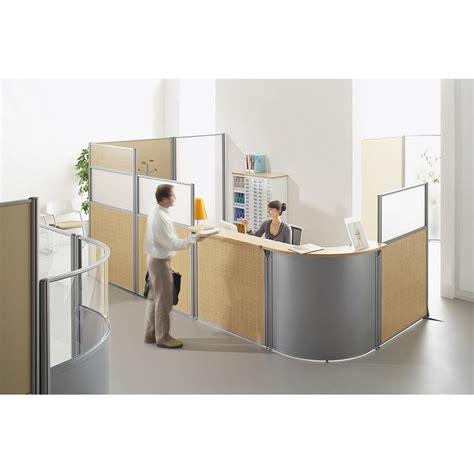 separation de bureau cloison de séparation modulable kprim mobilier de bureau