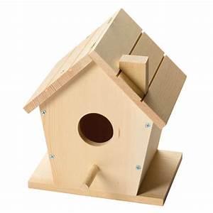 exemple modele cabane oiseaux