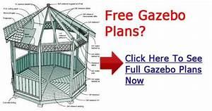 Octagon Gazebo Plans