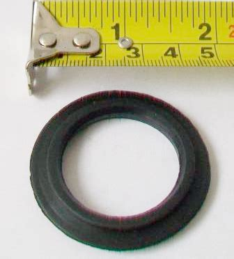 kitchen sink washers mini basket strainer waste rubber washer seal 5899