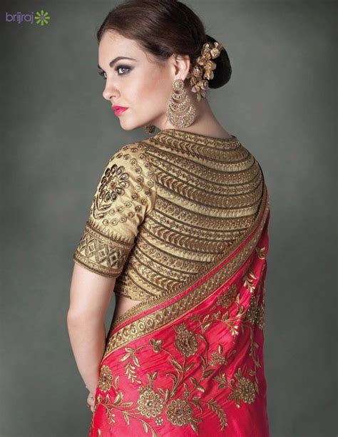 amazing saree blouse  designs blouse designs