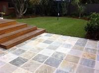 inspiring patio paving design ideas Paving Inspiration - Sunshine Living Landscapes - Australia | hipages.com.au