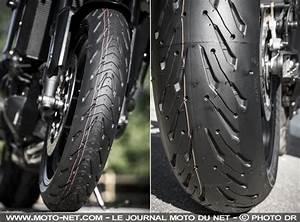 Michelin Road 5 Trail : essais essai du pneu moto michelin road 5 ~ Kayakingforconservation.com Haus und Dekorationen