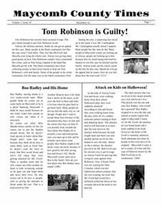 create your own newspaper template - 1000 images about school newspaper templates on pinterest
