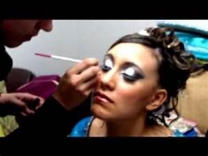 Maquillage De Mariage : maquillage mariage oriental youtube ~ Melissatoandfro.com Idées de Décoration