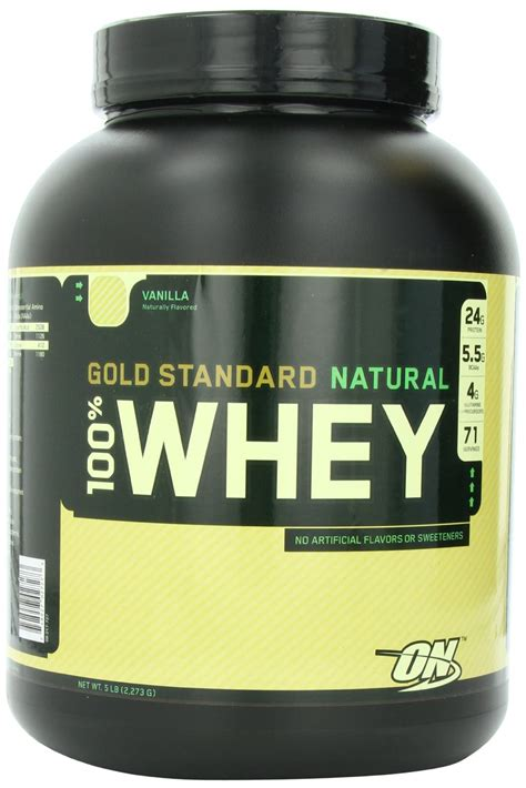 Optimum Nutrition 100 Whey Protein Review  Besto Blog