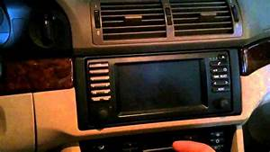 Bmw E39 With Navigation Aux Ipod Input Installation  Bm53 Radio