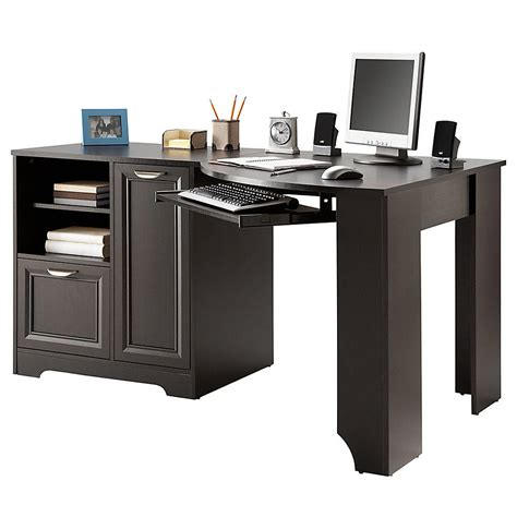 office depot desks realspace magellan collection corner desk from office depot