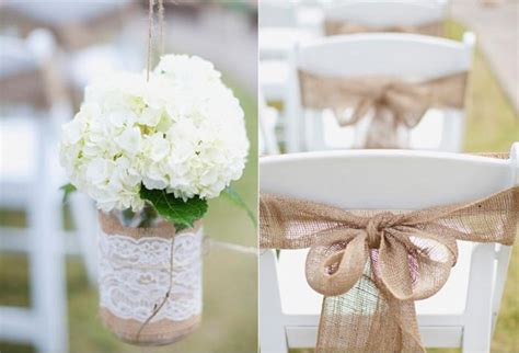 burlap wedding ideas best burlap wedding ideas 2013 2014