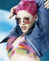 Singer Pink Hairstyles