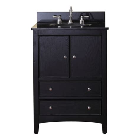 24 Vanity With Sink by 24 Inch Single Sink Bathroom Vanity With Choice Of Top