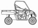 Coloring Polaris Pages Ranger Drawings Utv Seat Snowmobile Uploaded Sketch Enlarge Kerra sketch template