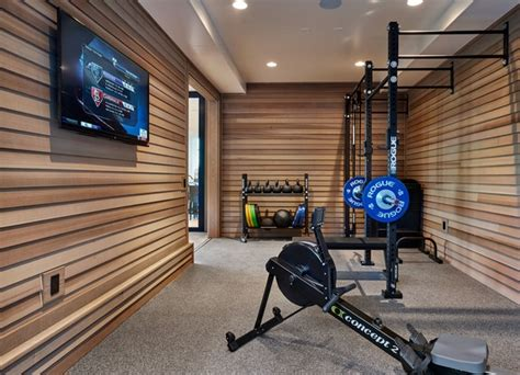 Garage Gym Design Ideas  Cool Home Fitness Ideas. Black And White Living Room Chairs. Living Room Table Centerpieces. Living Room End Table Sets. Beige Sofas Living Room. Accent Living Room Chair. Cool Art For Living Room. Reclining Armchairs Living Room. Storage Trunks For Living Room