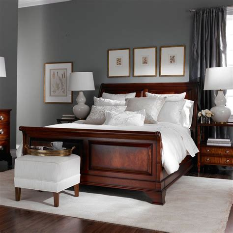 Bedroom Decor Ideas With Brown Furniture by Image Result For Wall Color For Cherrywood Furniture