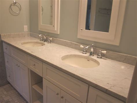 Painted Kitchen Cabinet Color Ideas - bathroom lovable carrera marble countertops ideas made 4 decor