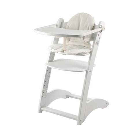 chaise haute safety baby relax chaise haute blanc baby safety blanc achat vente chaise haute 8717568072739
