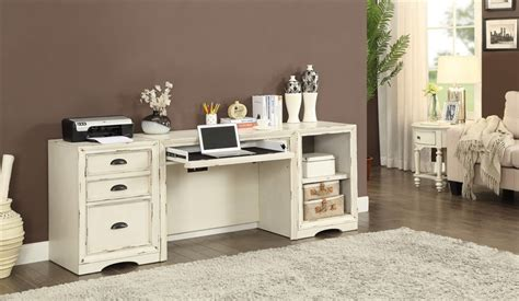 Office Supplies Nantucket by Nantucket 3 Modular Home Office Desk In Vintage