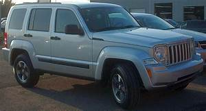2008 Jeep Liberty - Overview