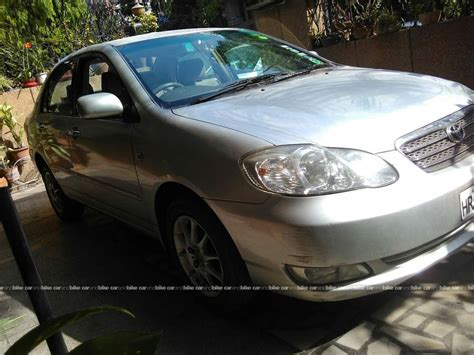 Used Toyota Corolla H2 In New Delhi 2007 Model, India At
