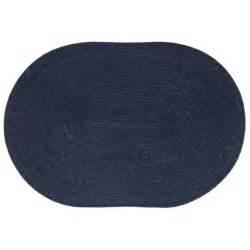 Set De Table Bleu : set de table ovale bleu ~ Teatrodelosmanantiales.com Idées de Décoration