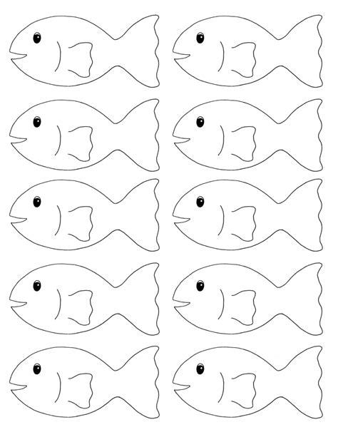 fish fish crafts preschool fish coloring page fish
