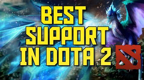 support hero  dota  youtube