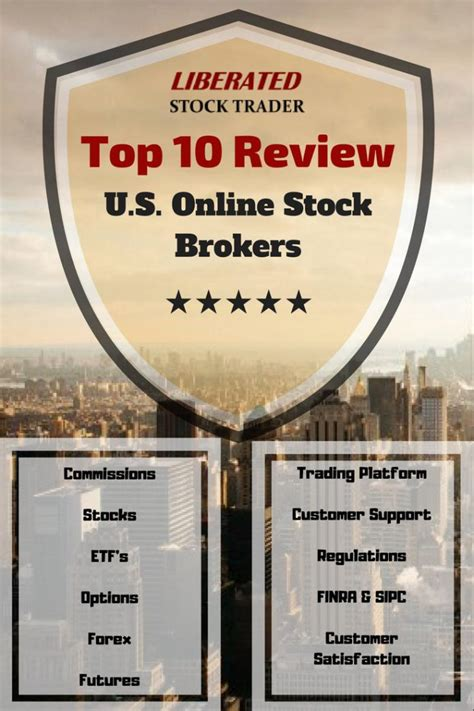 top trading brokers 10 best stock brokers review u s a find a broker fast