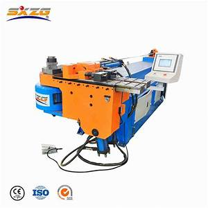 Dw89 Nc Manual Electric Copper Pipe Bender And Bending