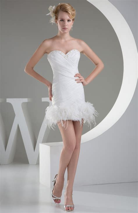 white sexy hall column sleeveless organza mini short fur