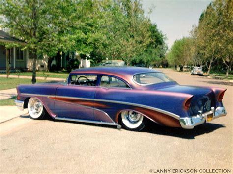 Sold Lanny Erickson Project 56 Chevy  Custom Car