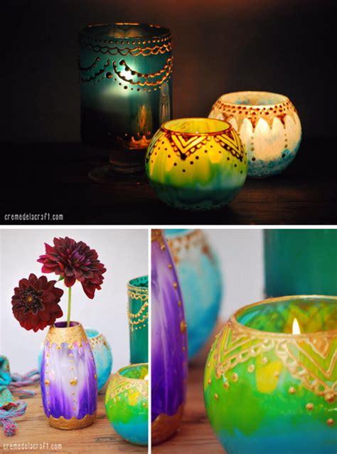 cool diy candle ideas  tutorials
